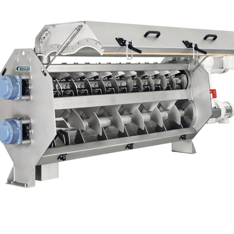 Twin-screw Extruders | PolyTwin, EcoTwin, CompacTwin | Bühler