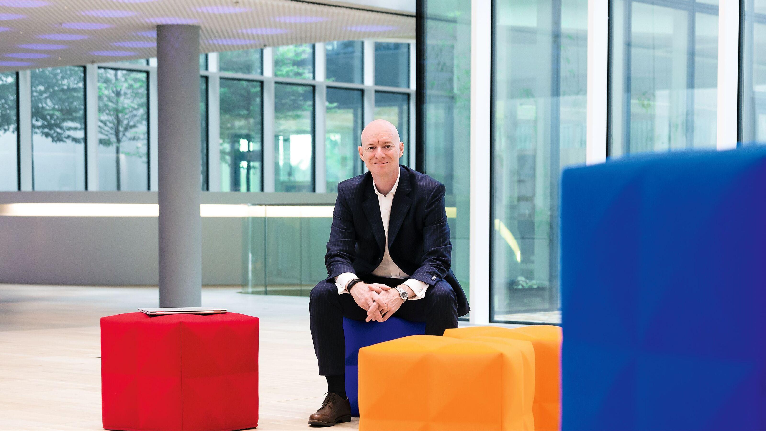 Ian Roberts CTO