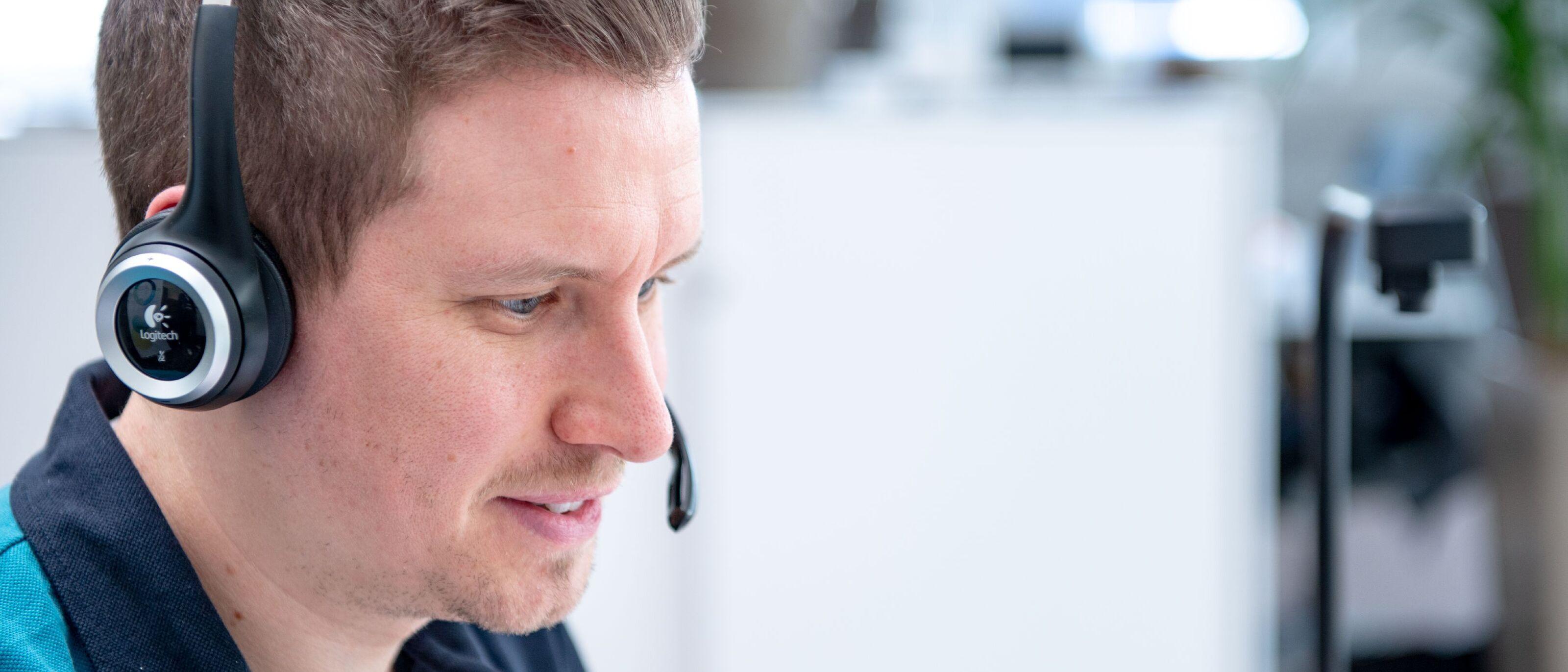 Remote control helpline