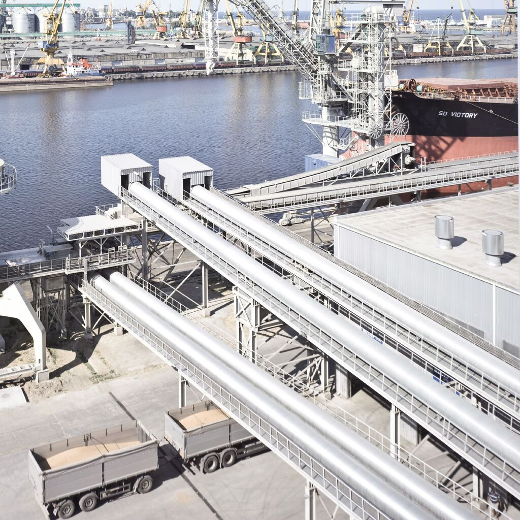 Порт конвейеры инструкция по эксплуатации транспортеров