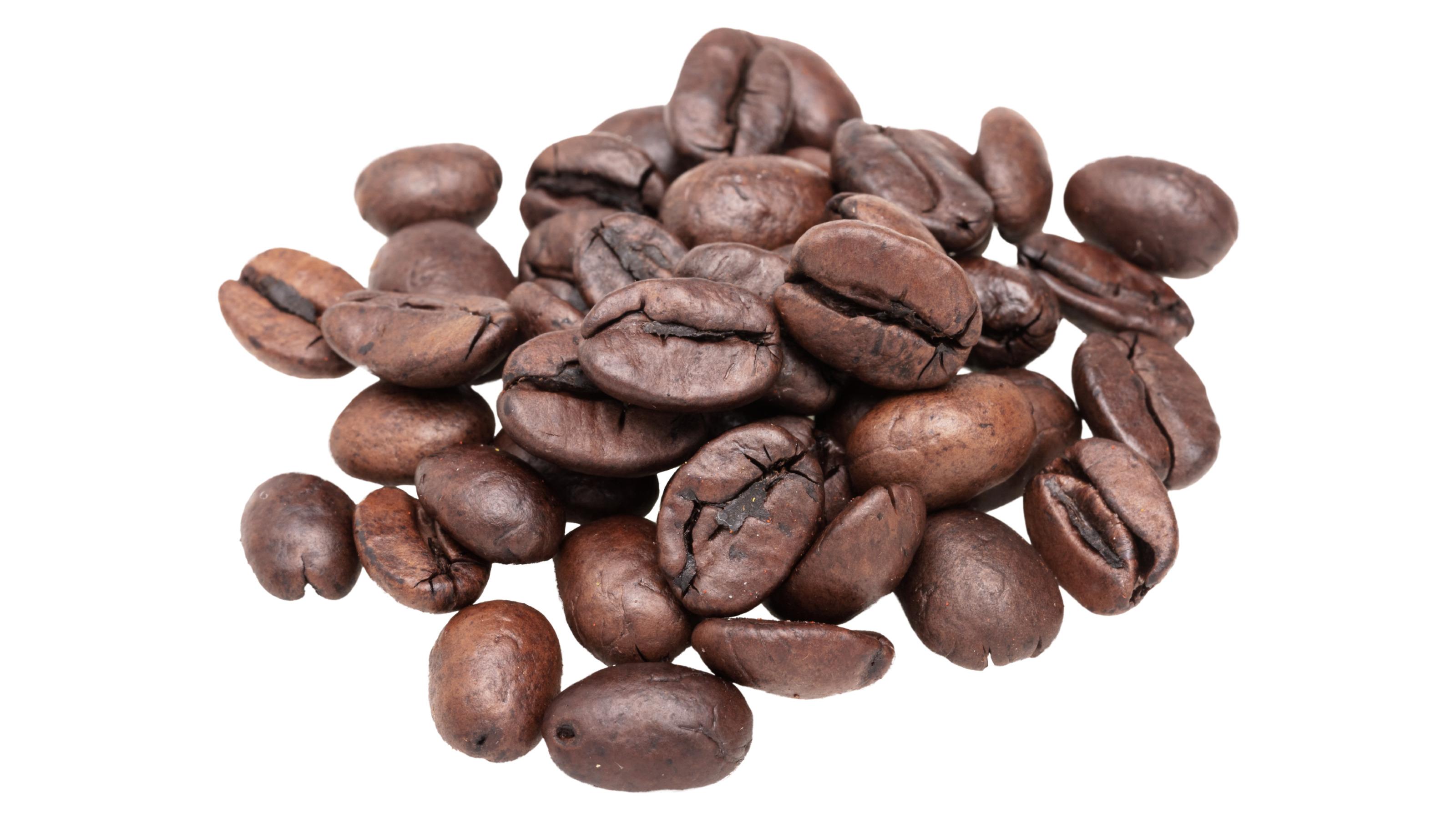 Roasted whole beans